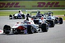 GP3 - Kyvat macht Meisterschaft spannend: Jack Harvey gewinnt spannenden Monza-Lauf