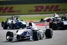 GP3 - In Abu Dhabi Spuren hinterlassen: Trident setzt auf S�dafrika-Talent