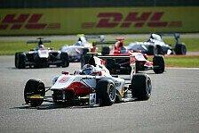 GP3 - Auf erste Pole folgt erster Sieg: Facu Regalia dominiert in der Eifel