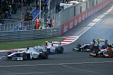 GP3 - Bilder: Silverstone - 5. & 6. Lauf
