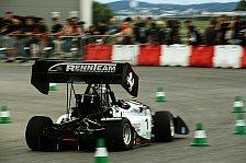 Formula Student - Optimale Vorbereitung f�r Silverstone: Stuttgart dominiert Race Camp