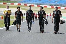Formel 1 - Zirkus mit 21 Reisestationen : Gefahr Rennkalender: Mehr Rennen, weniger Geld