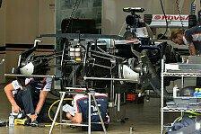 Formel 1 - Fehler gefunden: Williams: Coanda-Auspuff als �belt�ter