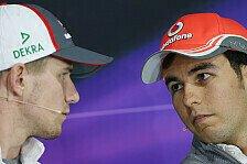 Formel 1 - Lotus, H�lkenberg, Sauber und Perez - viele Symptome, ein Problem: Das liebe Geld: So tickt die Formel 1
