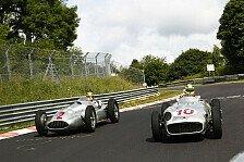Formel 1 - H�llischer Eifel-Spa�: Video - Rosberg + Hamilton auf der Nordschleife