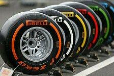 Formel 1 - Hembery fordert ausgiebigen Test: Pirelli testet in Frankreich und Spanien