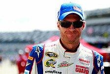 NASCAR - Leader Kenseth startet aus der ersten Reihe: Monster-Mile-Pole f�r Earnhardt