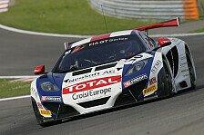 Blancpain GT Serien - Parente im McLaren nicht zu schlagen: Zandvoort: Loeb Racing auf der Pole
