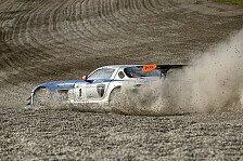Blancpain GT Serien - Doppelspitze in Training zwei: Zandvoort: Mercedes trumpft auf