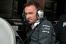 Formel 1 - Keine Anomalit�t: Lowe: Zu viele K�che - was ist daran falsch?