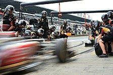 Formel 1 - Mehr Sicherheit in der Boxengasse: WMSC segnet Ma�nahmen der FIA ab