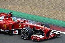Formel 1 - Es ist f�r alle gleich: Alonso verzichtet auf erneute Pirelli-Schelte