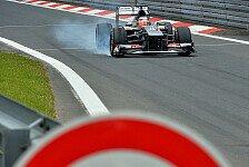 Formel 1 - Wirtschaftliche Probleme: Zwangsvollstreckungen gegen Sauber?