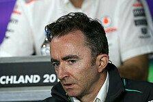 Formel 1 - Minimaler Ver�nderungsbedarf: Mercedes: Lowe zufrieden mit Strukturen