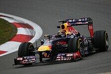 Formel 1 - Zu hei�, zu windig: Wetter verhinderte Pole f�r Red Bull