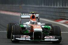 Formel 1 - Red Bull hat es auch geschafft: Sutil: Wechsel? Wenn, dann nur Top-Team!