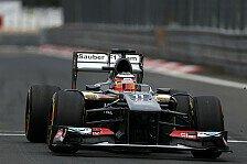 Formel 1 - Kein Knall zu erwarten: Kommentar: Wahrheit �ber Sauber-Schlagzeilen