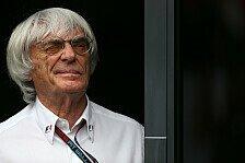 Formel 1 - Ich denke dar�ber nach: Kauft Ecclestone den N�rburgring?
