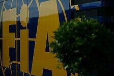 Formel 1 - Zweifacher Zuschlag?: FIA verschiebt Bekanntgabe des zw�lften Teams