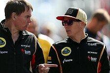 Formel 1 - Permane von Räikkönen-Fans bedroht