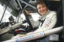Motorsport - Ellen Lohr herzlich aufgenommen