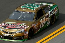NASCAR - Toyota-Power dominiert Daytona-Qualifying: Dritte Saison-Pole f�r Kyle Busch