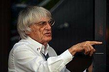 Formel 1 - Drei Rennen angestrebt: Ecclestone: Doppelte Punkte in Stein gemei�elt