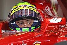Formel 1 - Habe den Speed: Massa: Kleines Team interessiert mich nicht