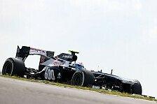 Formel 1 - Was macht das schwarze Gold?: Williams Vorschau: Ungarn