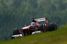 Formel 1 - Er hat einen Vertrag, Ende der Geschichte: Briatore: Alonso bleibt bei Ferrari