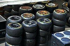 Formel 1 - Prototyp mit im Gep�ck: Pirelli nennt Reifensets f�r Young Driver Tests