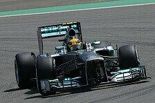 Formel 1 - Noch mitten im WM-Kampf: Brundle schreibt Hamilton nicht ab