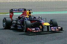 Formel 1 - Mit besserem Ansprechverhalten in Reihe 1: Red Bull: Signifikante Motor-Verbesserungen