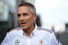 Formel 1 - Es gibt keine Wunderwaffe: Whitmarsh: Kostenkontrolle schwer umzusetzen