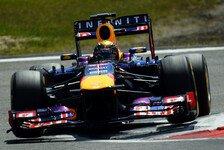 Formel 1 - Mercedes nicht mehr nur im Qualifying stark: Vettel rechnet mit langem Kampf