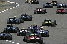 GP2 - Einsatz bei Trident: Campana deb�tiert in Monza