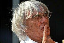 Formel 1 - Prozess in London: CVC w�rde Ecclestone feuern