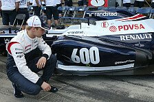 Formel 1 - Es sollte nicht sein: Williams nach gutem Rennen ohne Punkte
