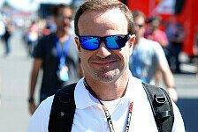 Mehr Sportwagen - Gaststart in Indianapolis: Barrichello probiert sich im Grand-Am-Boliden