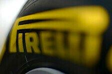 Formel 1 - Wollen unseren Job machen: Pirelli spricht von Reifenparanoia bei Teams