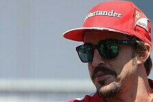 Formel 1 - Es besteht nur die Hoffnung: Alonso: �sterreich-R�ckkehr nur ein Ger�cht