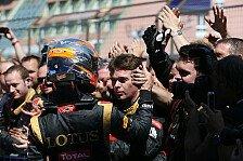 Formel 1 - Bitte an Pirelli: R�ikk�nen: Nat�rlich wollten wir gewinnen