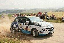 ADAC Opel Rallye Cup - Vorbereitungen laufen auf Hochtouren: ADAC Opel Rallye Junior Team vor Herausforderung