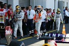 Formel 1 - Es betrifft mich nicht....: Kommentar: Sutil + Hamilton = hohe Brisanz