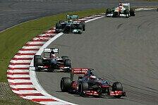 Formel 1 - H�lkenberg l�sst keine Zweifel: Teil 2: Teamkollegen im Vergleich