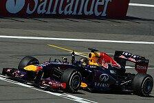 Formel 1 - Bilderserie: Deutschland GP - Fahreranalyse