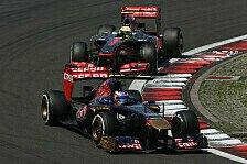 Formel 1 - Richtiges Umgehen mit Druck wichtig: P�rez: Ricciardo wird aufbl�hen