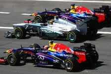 Formel 1 - Ein Unterschied wie Tag und Nacht: Sommerwetter bricht Mercedes das Genick