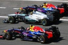 Formel 1 - 2014 in der Bringschuld: Hamilton: Regeln k�nnen Red Bull entthronen