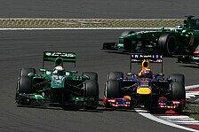 Formel 1 - Best of 2013: Giedo van der Garde